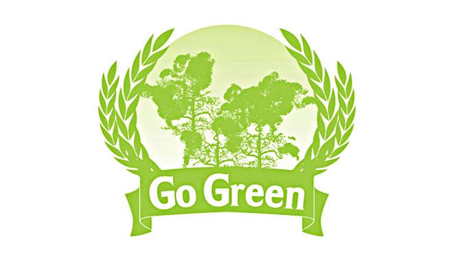 GOING GREEN TIPS